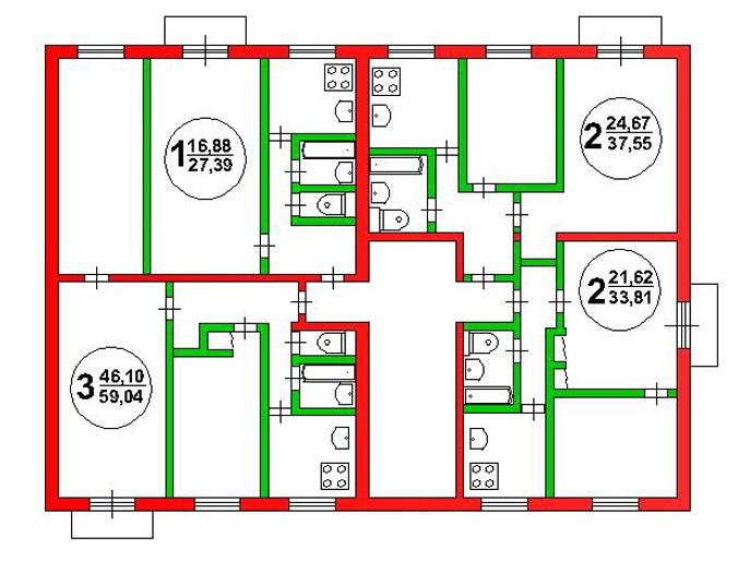 Секция дома II-29