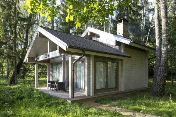 Дом для садового участка