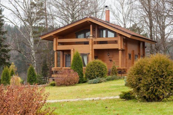 Финский проект дома