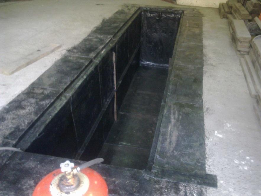Бетон яма толщина стен из керамзитобетона