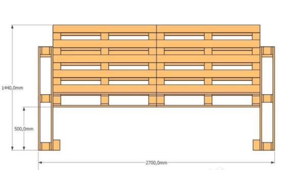 схема лавки