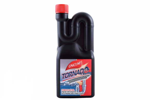 торнадо в бутылке