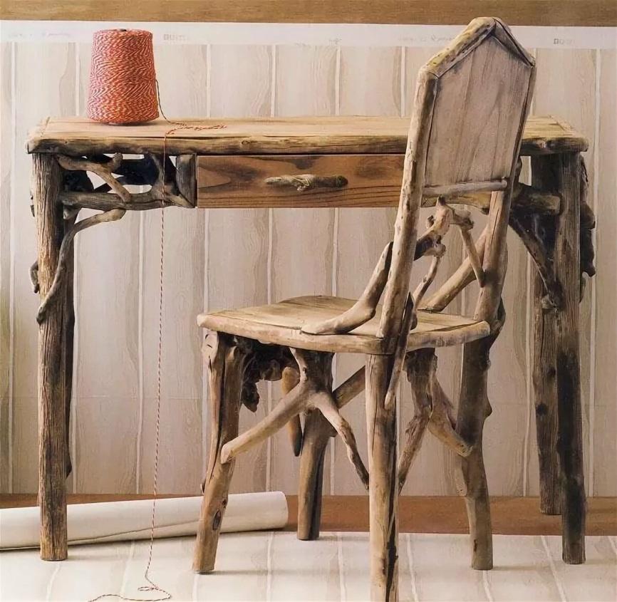 стул и стол