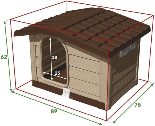 проект домика