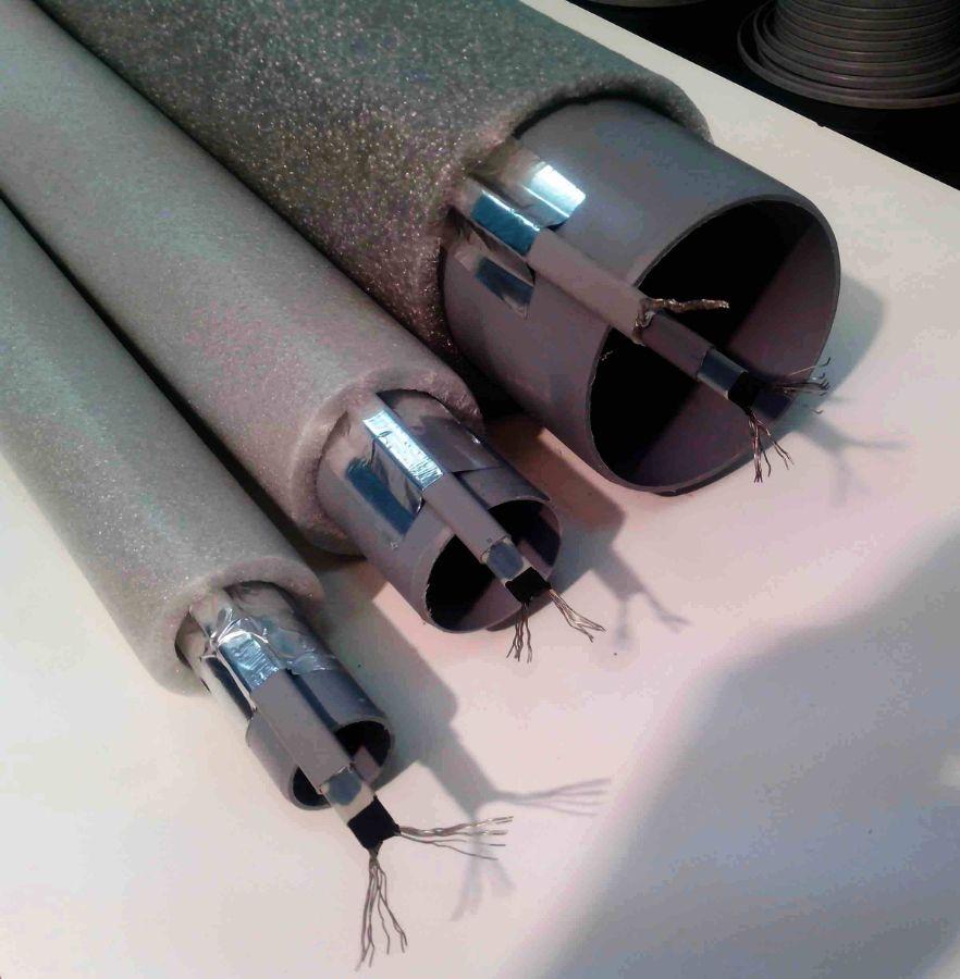 отопление кабелем