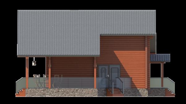 Вид фасада