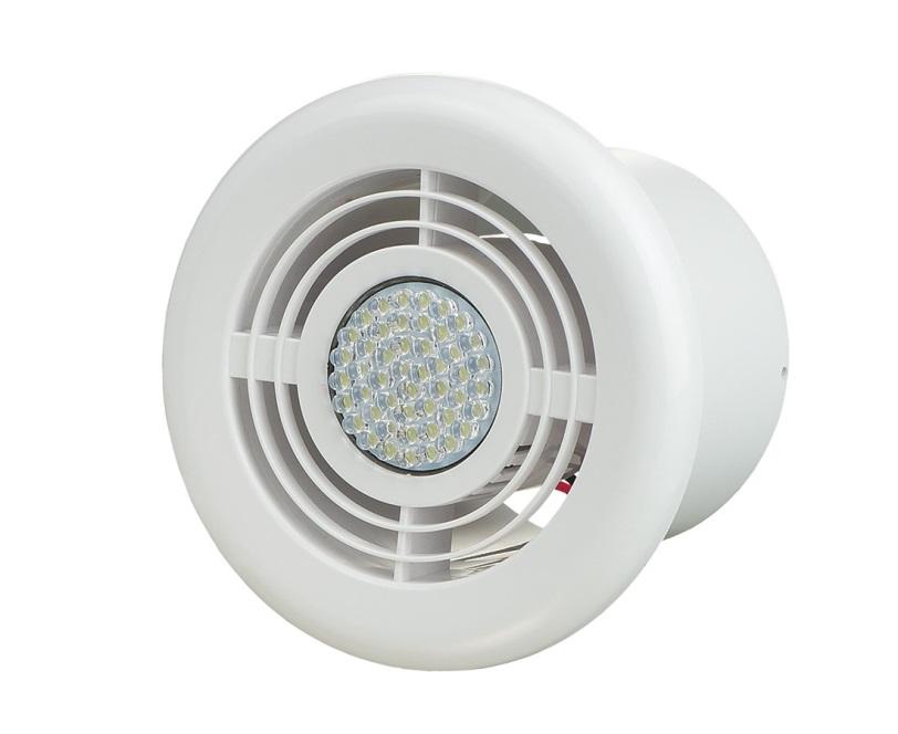 Светодиодная подсветка в вытяжной модели