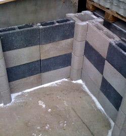 блоки с имитацией камня