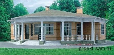 индивидуальный проект дома до 150 кв м