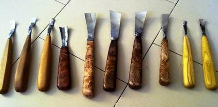 инструменты для резьбы
