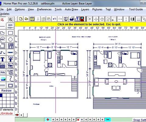 программа Home Plan Pro