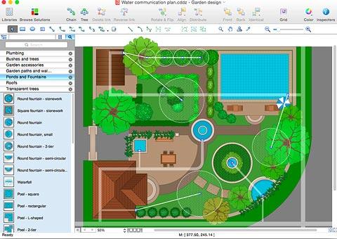 программа Garden Design Pro