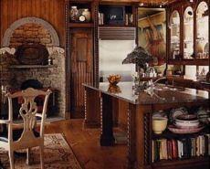 интерьер итальянского дома