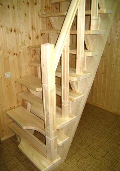лестница интерьер дома