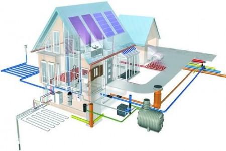 инженерные сети в доме