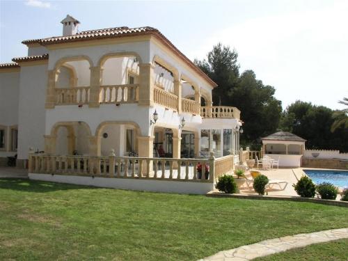 испанский частный дом