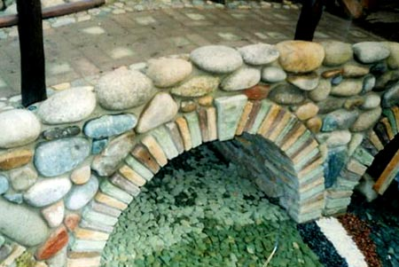 мостик из камней