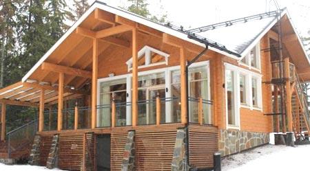 проект финский каркасный дом