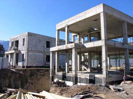 бетонный каркас