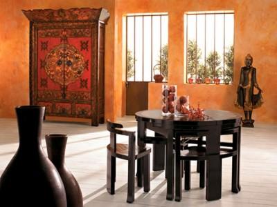 китайский стиль интерьера в доме
