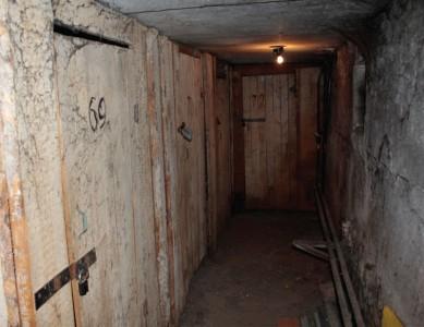 кладовые в подвале