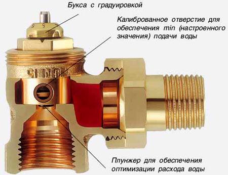 спускной клапан