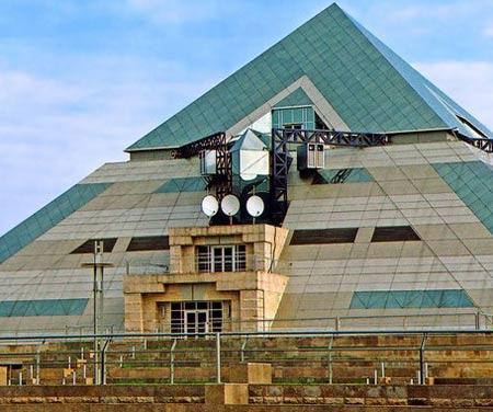 классическая пирамида