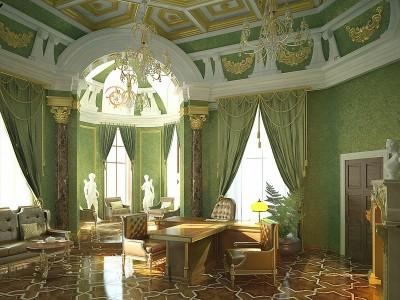традиционный интерьер итальянского дома