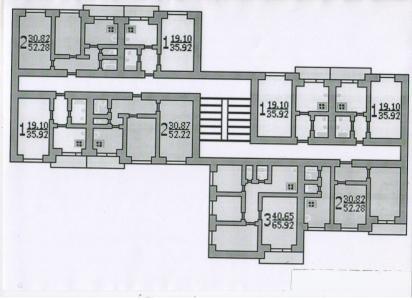 коридорная планировка дома