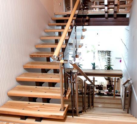 лестница косоуры