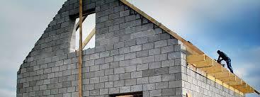 Стены дома. Сравнение стен из кирпича и стеновых блоков