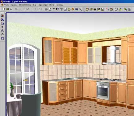 кухонный уголок woody