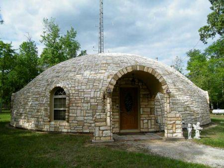 Купольные дома примеры и обзор технологий строительства