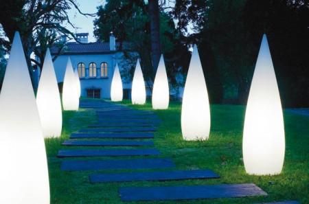 лампы накаливания для освещения дорожек