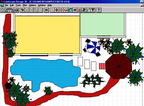 Expert Landscape Design 3D
