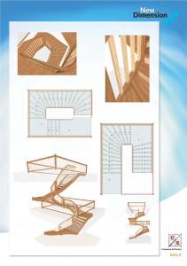 проекты лестниц в программе Compass ND