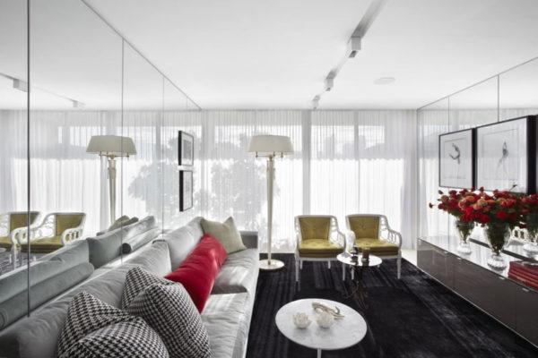 расширение пространства комнаты