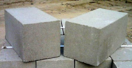 небольшие блоки