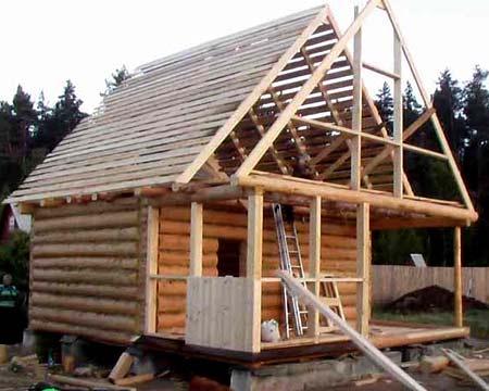 мауэрлаты для крыши
