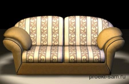 мебель в программе 3d max