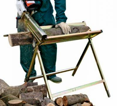 металлические козлы для дров