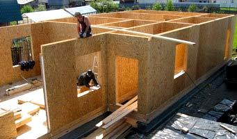 постройка дома по екопан технологии