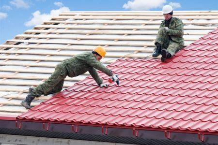 гидроизоляция крыша