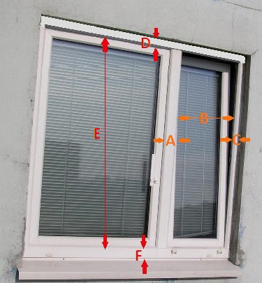 Москитные сетки на окна от комаров: цена и установка.