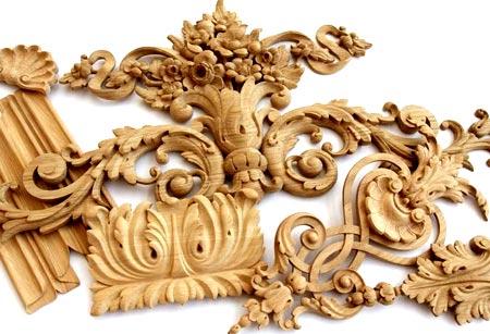деревянные накладки