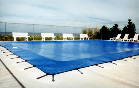 полотно для накрытия бассейна