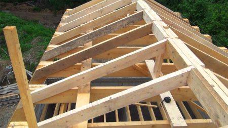стропила крыша