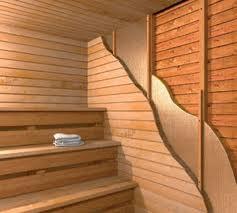 обшивка стен бани