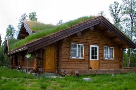 одноэтажный дом по норвежской технологии