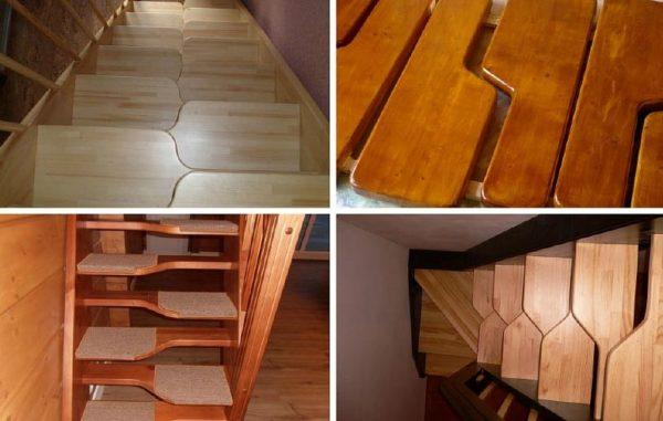 оформление лестниц
